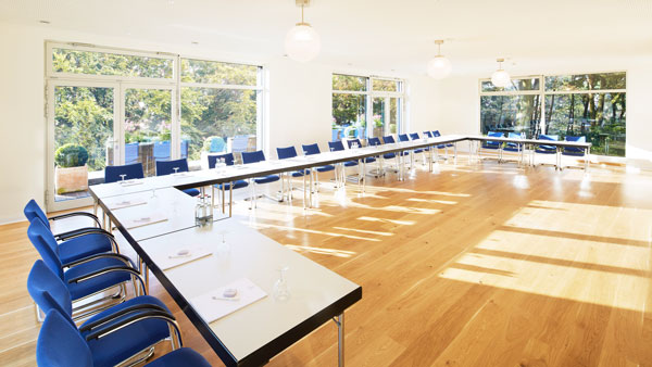 Rooms for conferences and seminars